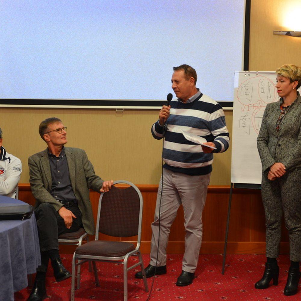 Prva međunarodna konferencija o nanbudo sportu